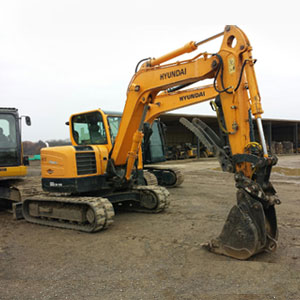 browse our selection of used excavators